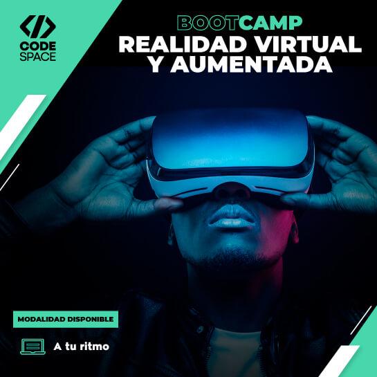 Curso Realidad virtual y aumentada