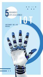 internet of things aplicaciones