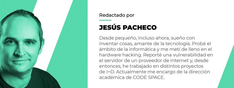 Jesús Pacheco CODE SPACE