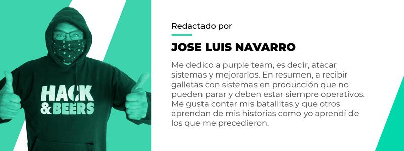 José Luis Navarro CODE SPACE