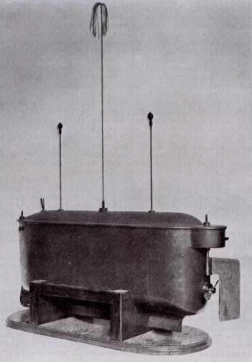 Barco teledirigido Tesla
