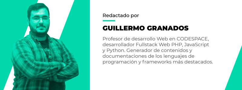 Guillermo Granados CODE SPACE