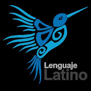 Logo lenguaje Latino