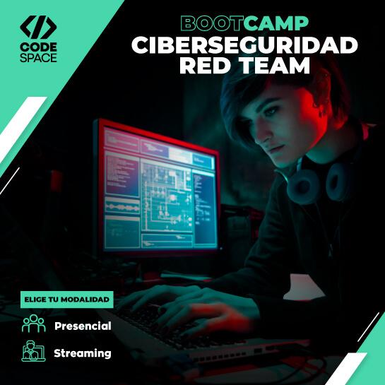 Curso Ciberseguridad Red Team