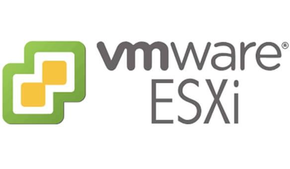 logo vmware ESXi