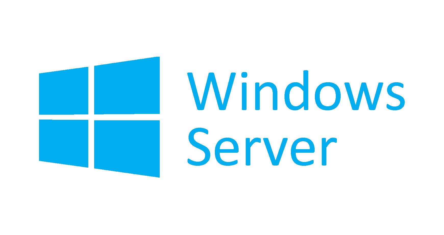 logo Windows Server