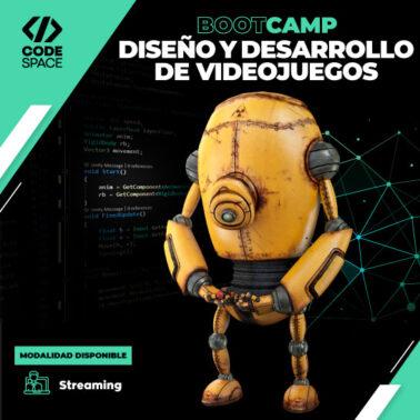 bootcamp-diseno-desarrollo-videojuegos-code-space